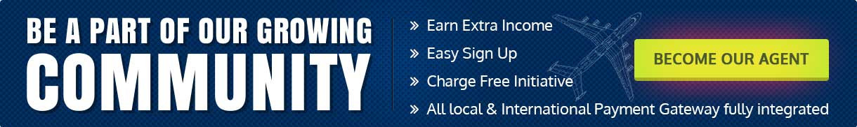 Become Our Agent & Earn Extra Income